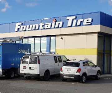 Fountain Tire